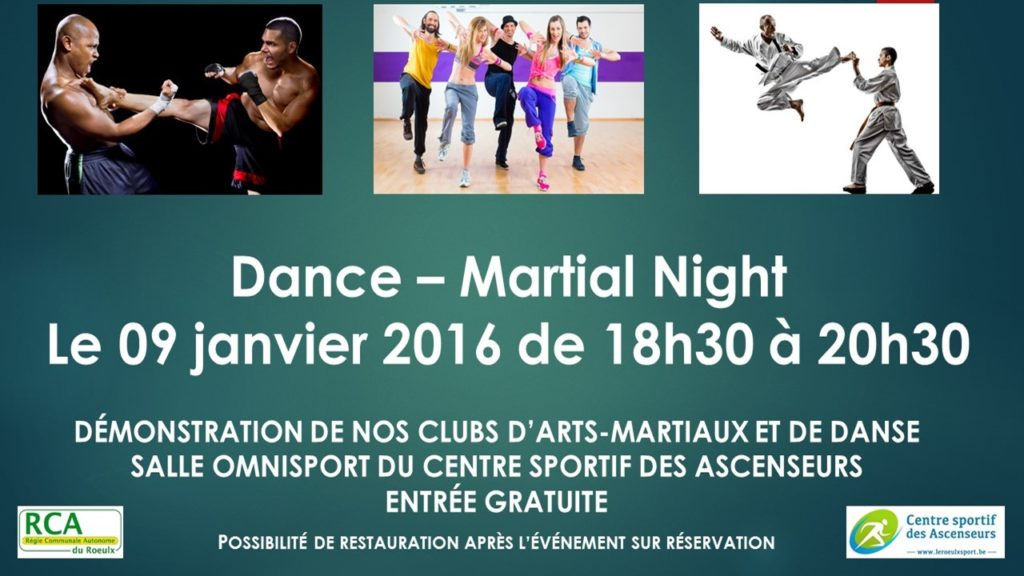Dance - martial night